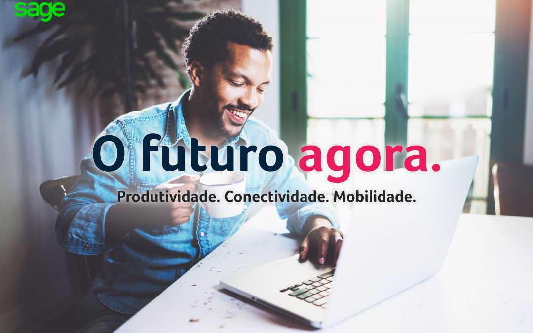 Conecte a sua empresa ao futuro