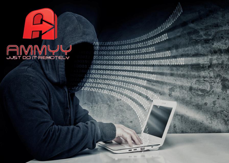 Ammyy Admin contaminado com Ransomware