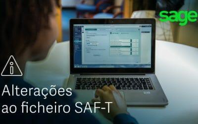 Alerta! Alterações ao ficheiro SAF-T