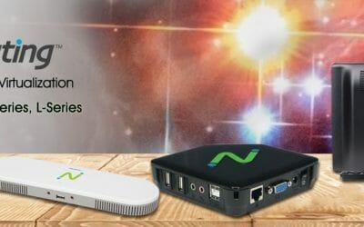 Soluções de virtualização NComputing